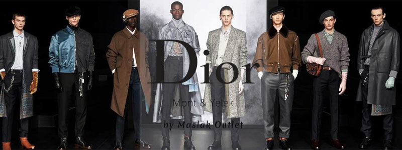Dior Mont, Parka & Yelek Modelleri