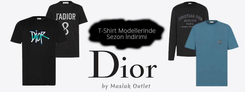 Christian Dior Tişört & Şapka Modelleri Banner