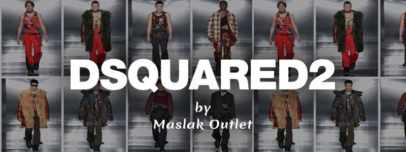 Dsquared2 Mont, Parka, Kaban & Yelek Modelleri Banner
