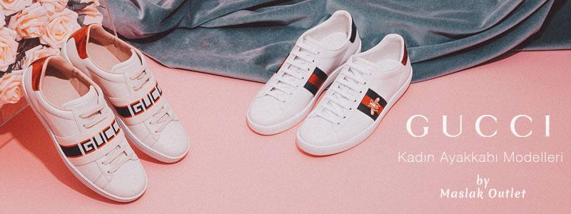 Gucci Kadın Ayakkabı Modelleri