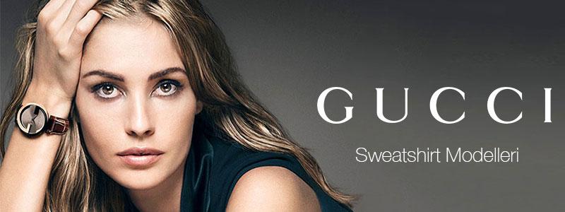 Gucci Kadın Sweatshirt Modelleri