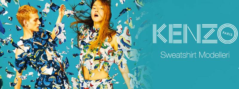 Kenzo Sweatshirt, Kazak & Polar Modelleri