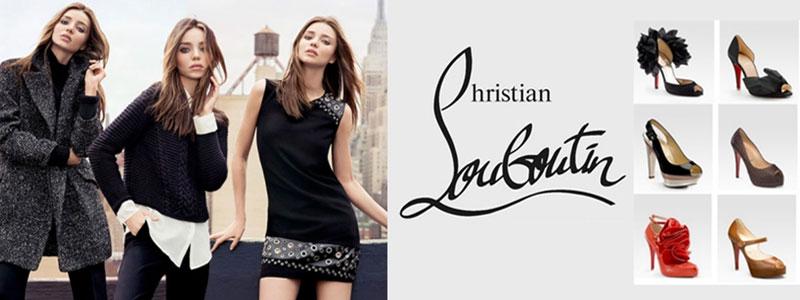 Christian Louboutin Banner