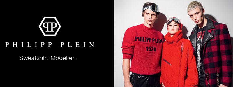 Philipp Plein Sweatshirt Modelleri Banner