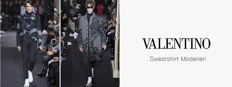 Valentino Sweatshirt, Polar & Kazak Modelleri