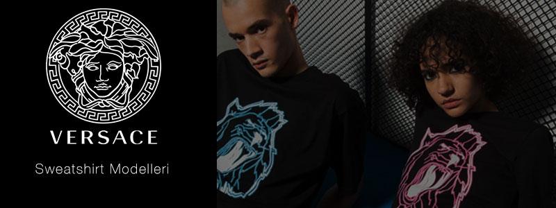Versace Sweatshirt Modelleri Banner
