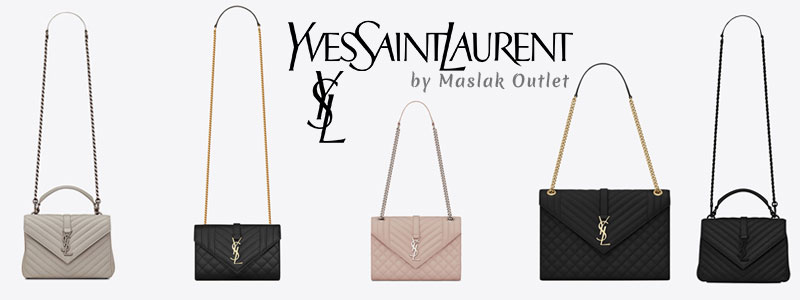 Saint Laurent Banner