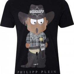 Philipp Plein Sheriff - Black