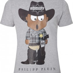 Philipp Plein Sheriff - Gray
