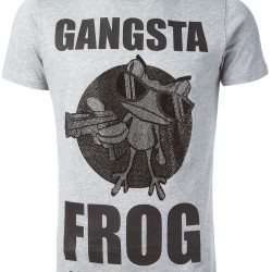 Philipp Plein Gangsta Frog - Gray