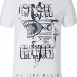 Philipp Plein Upgrade - Cash Gang - White
