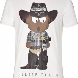 Philipp Plein Sheriff - White