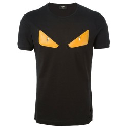 fendi-bag-bugs-tshirts-siyah