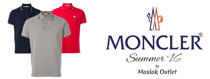 Moncler Tişört - Moncler T-Shirt