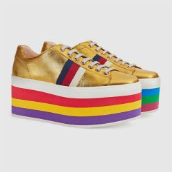 metallic-leather-platform-sneaker-kadin-ayakkabi-gucci-gold-sari-2
