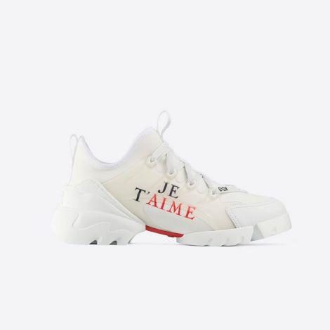 Dior Ayakkabı D-Connect Beyaz #Dior #Ayakkabı #DiorAyakkabı #Kadın #DiorD-Connect Neoprene #D-ConnectNeoprene Dior Ayakkabi D Connect Sneaker In Neoprene Beyaz