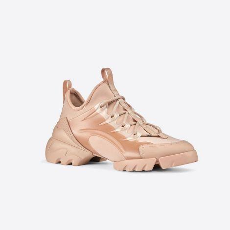 Dior Ayakkabı D-Connect Pembe #Dior #Ayakkabı #DiorAyakkabı #Kadın #DiorD-Connect #D-Connect Dior Ayakkabi D Connect Sneaker Pembe