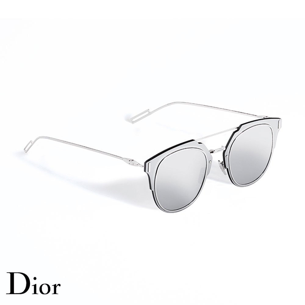 Dior Composit Gözlük Silver - 9 #Dior #DiorComposit #Gözlük