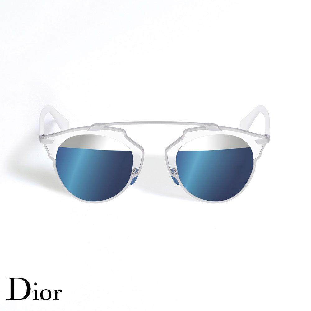 Dior So Real Gözlük Crystal-Blue - 1 #Dior #DiorSoReal #Gözlük - 2
