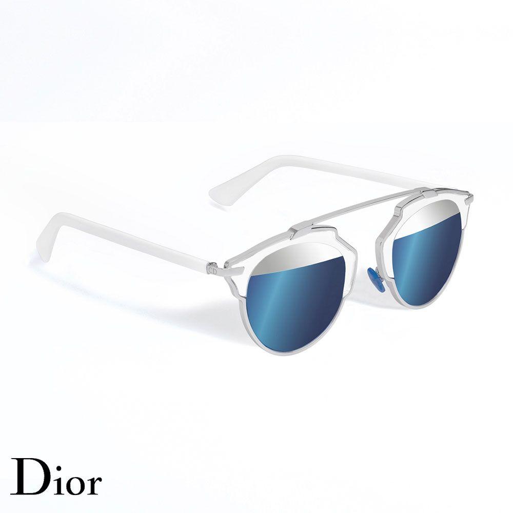 Dior So Real Gözlük Crystal-Blue - 1 #Dior #DiorSoReal #Gözlük