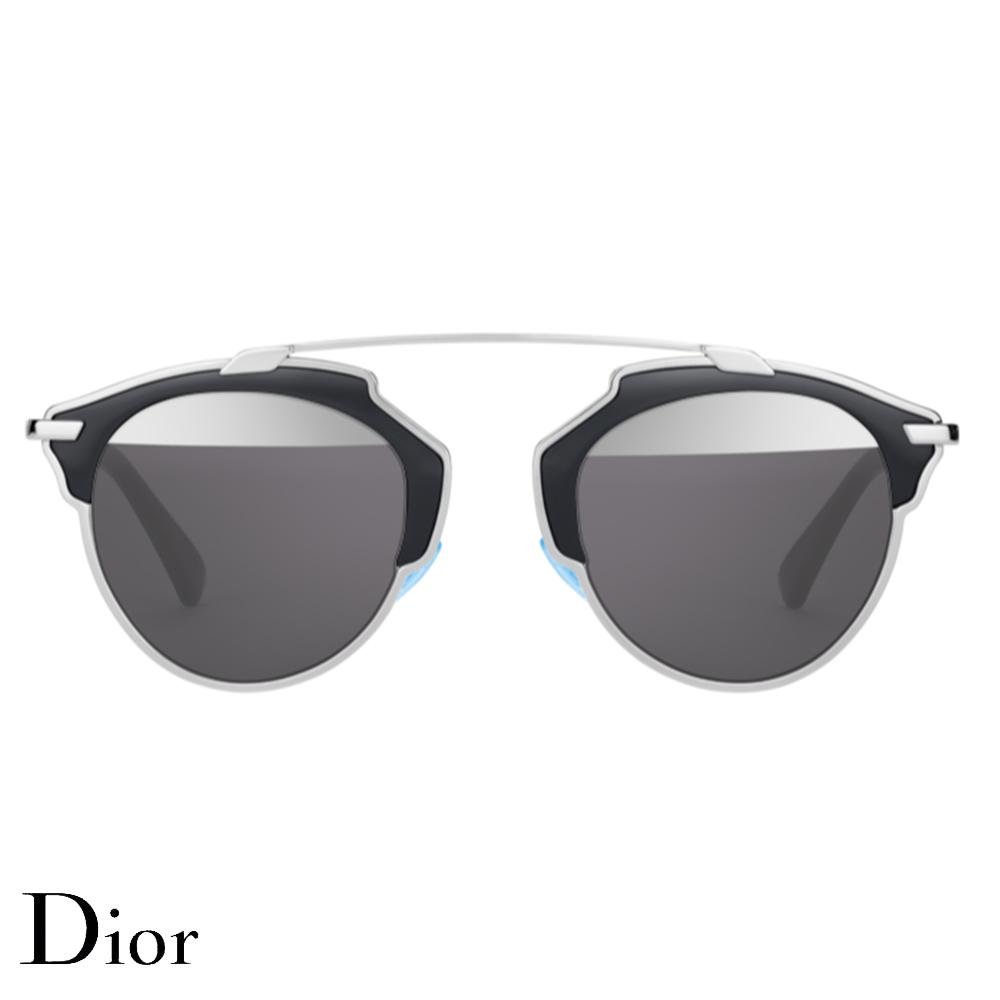 Dior So Real Gözlük Black-Silver - 10 #Dior #DiorSoReal #Gözlük - 2