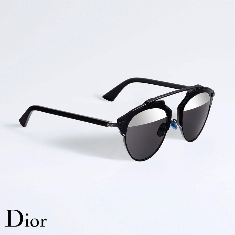 Dior So Real Gözlük Black - 4 #Dior #DiorSoReal #Gözlük