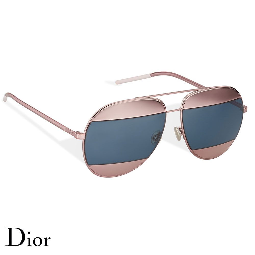 Dior Split Gözlük Blue - 16 #Dior #DiorSplit #Gözlük