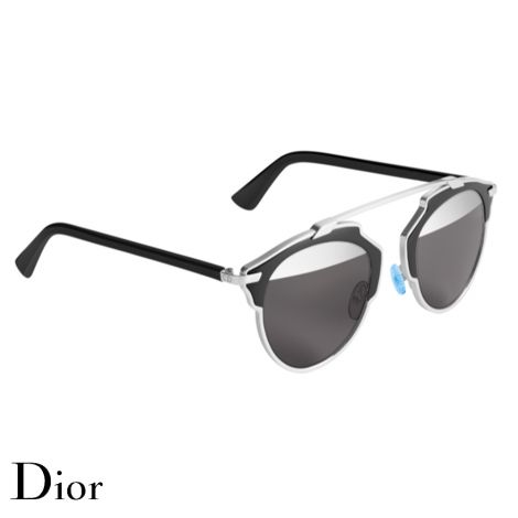 Dior Gözlük So Real Black-Silver #Dior #Gözlük #DiorGözlük #Unisex #DiorSo Real #So Real