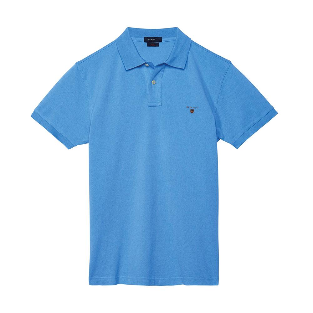 Gant Solid Tişört Blue - 10 #Gant #GantSolid #Tişört