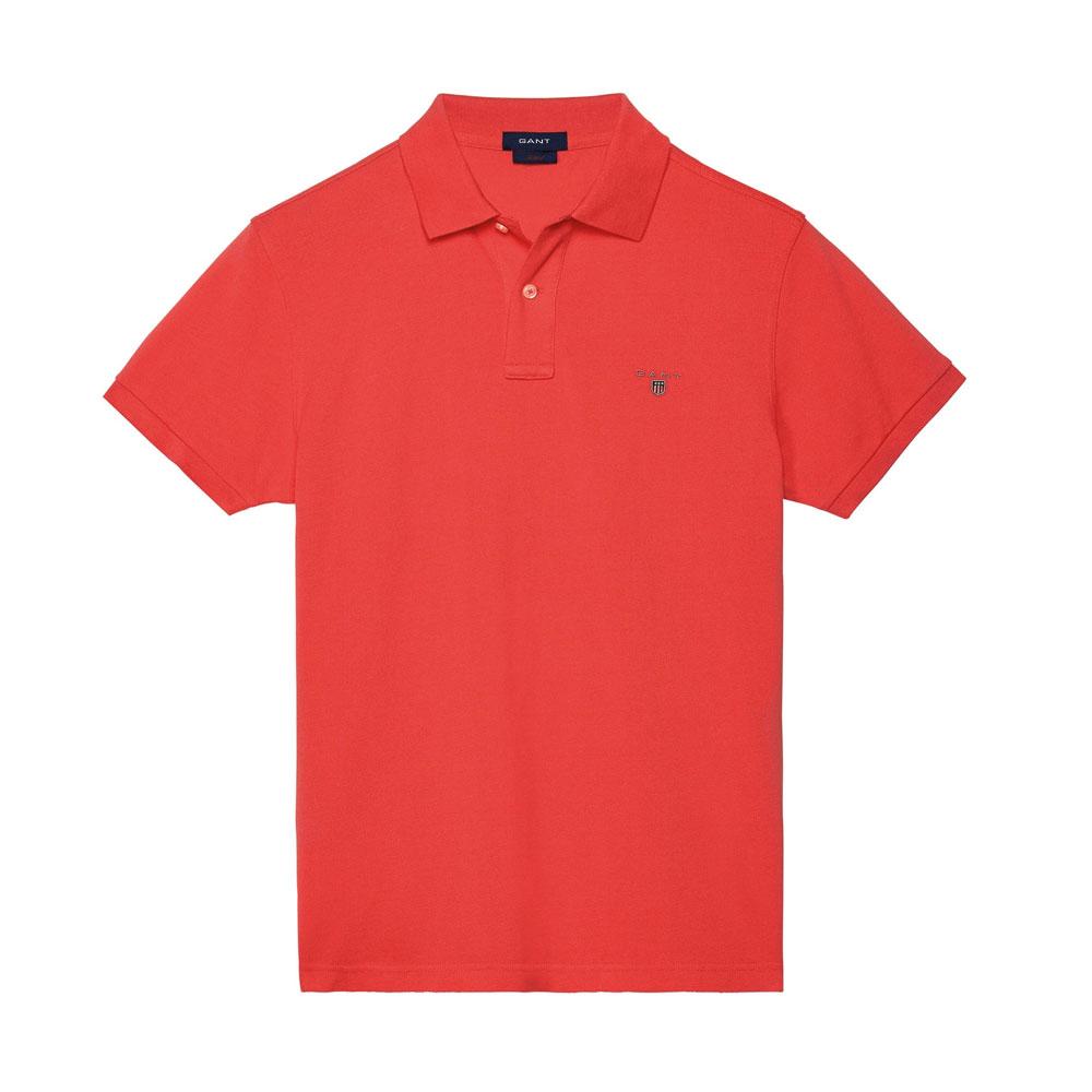 Gant Solid Tişört Red - 7 #Gant #GantSolid #Tişört