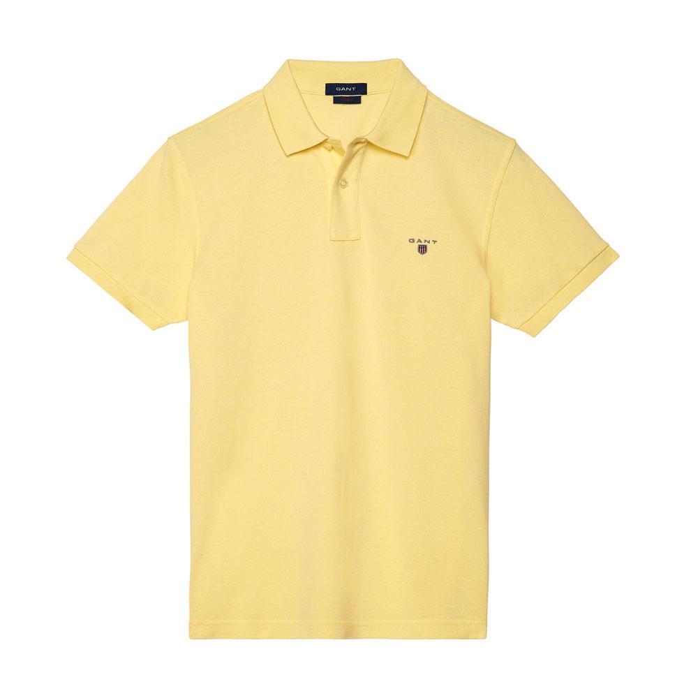 Gant Solid Tişört Lemon - 8 #Gant #GantSolid #Tişört