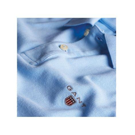 Gant Tişört Solid Capri Blue #Gant #Tişört #GantTişört #Erkek #GantSolid #Solid