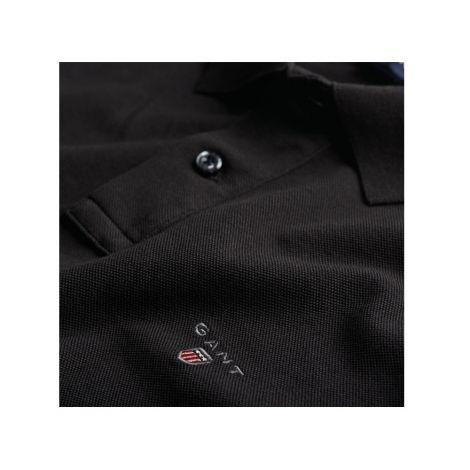 Gant Tişört Solid Black #Gant #Tişört #GantTişört #Erkek #GantSolid #Solid