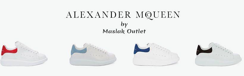 Alexander McQueen Ayakkabı Modelleri