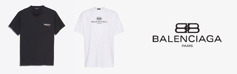 Balenciaga Tişört Modelleri
