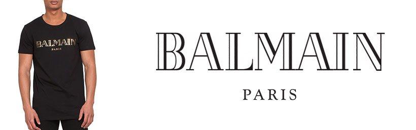 Balmain Banner