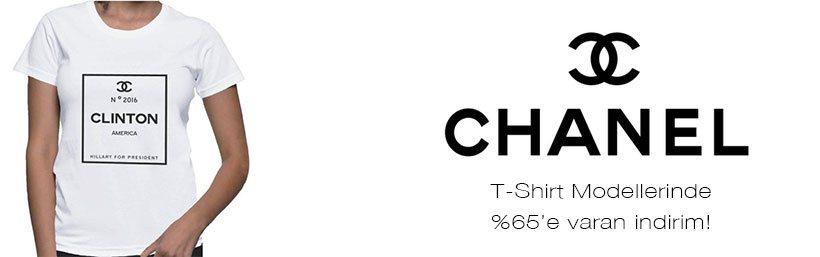 Chanel Kadın Tişört Modelleri