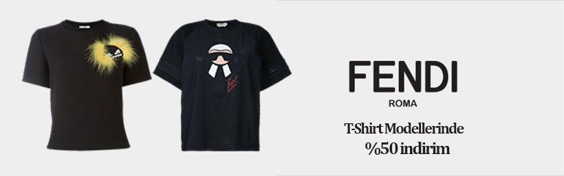 Fendi Kadın Tişört Modelleri Banner