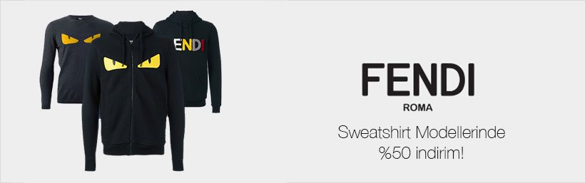 Fendi Bayan Sweat, Polar Modelleri