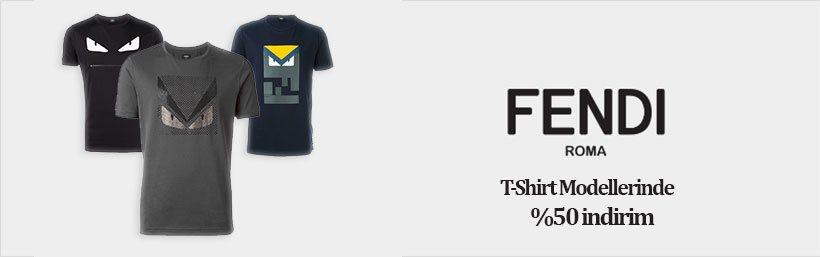 Fendi T-Shirt - Fendi Tişört Modelleri