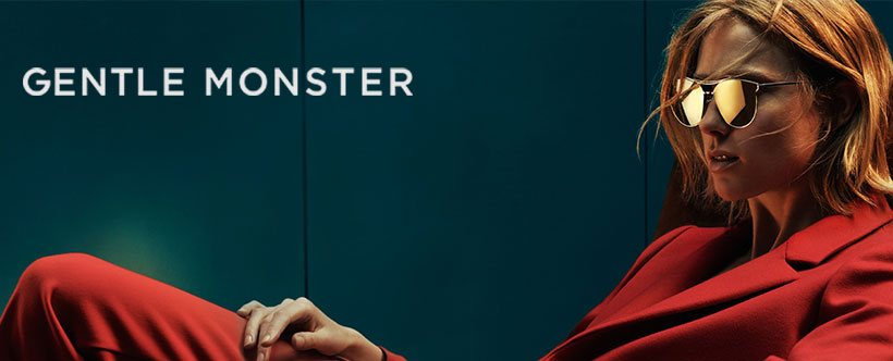Gentle Monster Banner
