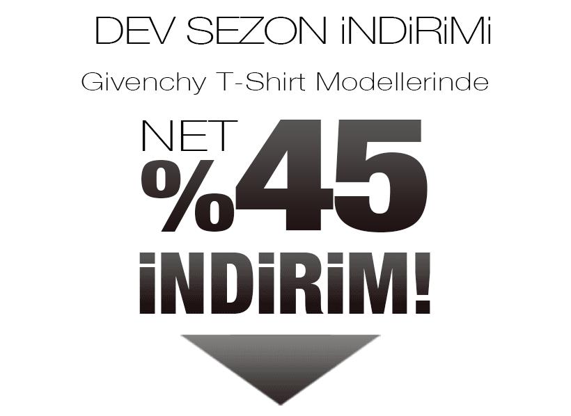 Givenchy Tişört Sezon Kampanyası