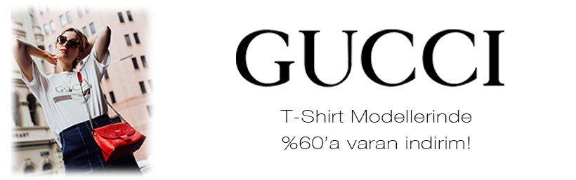 Gucci Kadın Tişört Modelleri