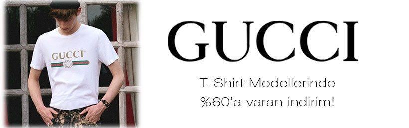 Gucci Erkek Tişört Modelleri