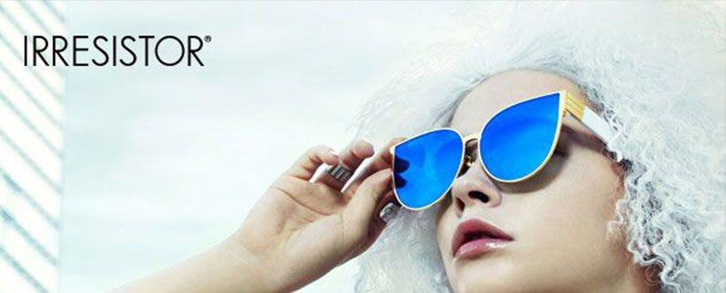 Irresistor Gözlük, Güneş Gözlüğü Modelleri Banner