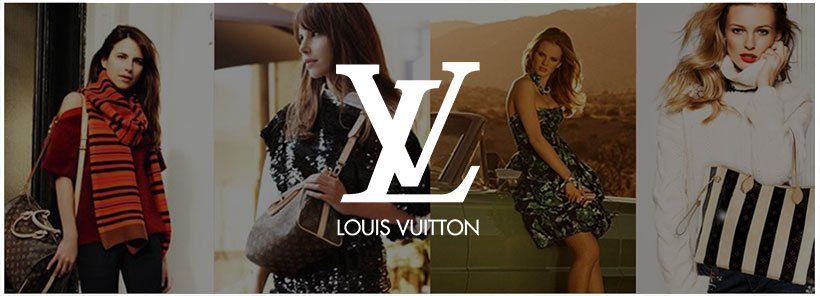 Louis Vuitton Banner