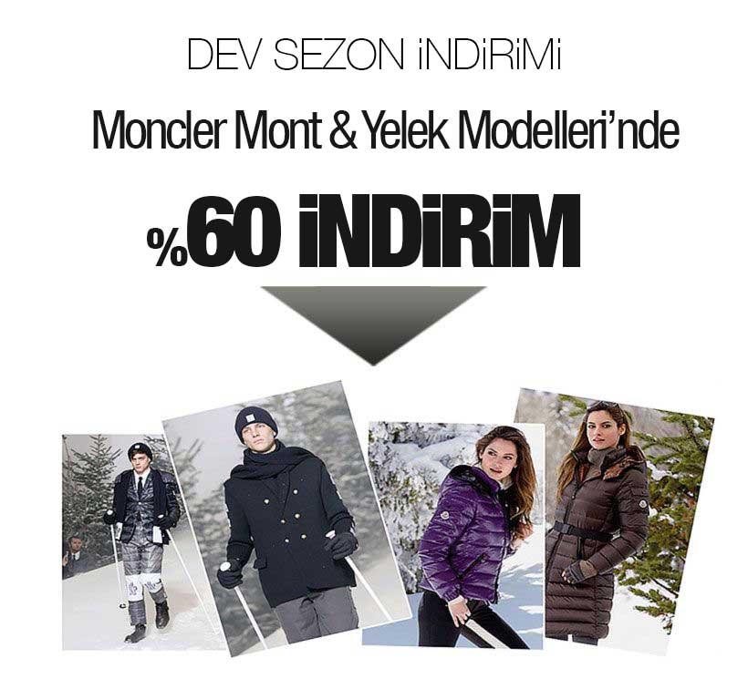 Moncler Mont Sezon Kampanyası