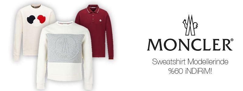 Moncler Sweatshirt, Kazak, Polar Modelleri