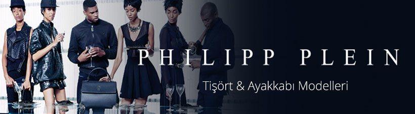 Philipp Plein Tişört & Ayakkabı Modelleri