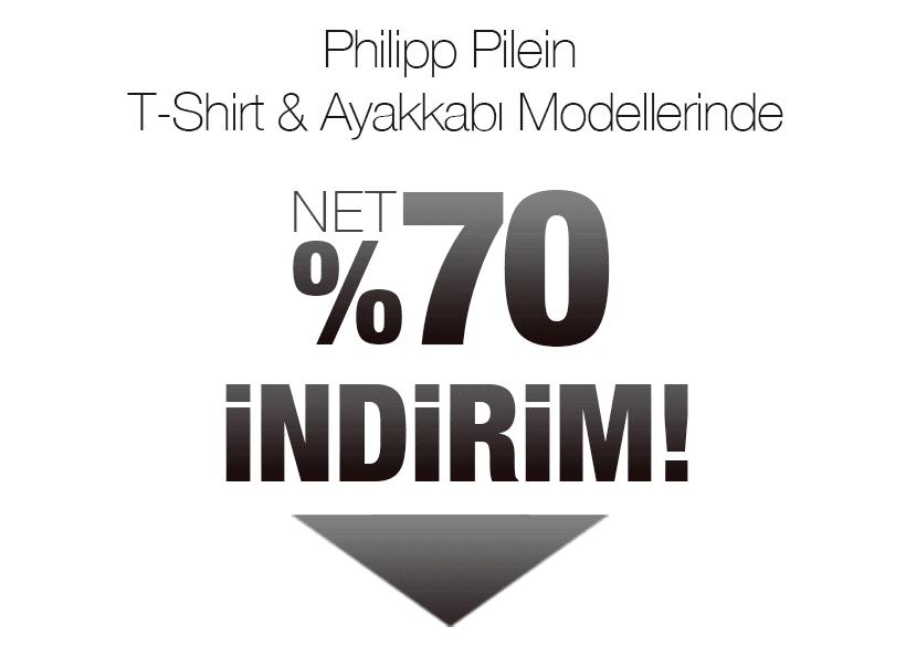 Philipp Plein Tişört Sezon Kampanyası